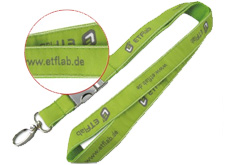 Woven Lanyard - high quality lanyard for conferences - buy online