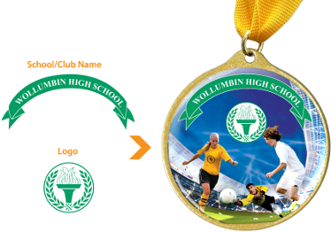 CUSTOM MADE MEDALS AND MEDALLIONS