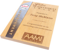 Stainless Steel or Timber Plaques - buy online