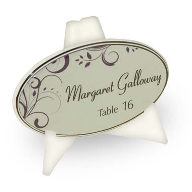 Wedding Name Plate