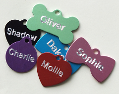 Aluminium Pet Tags