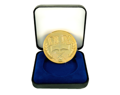 Dux Medallion With Case