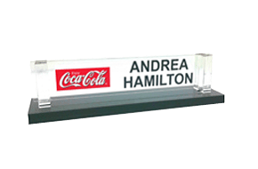 design desk name plates online