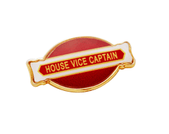Oval Badge