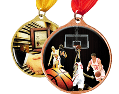 buy full colour medals online